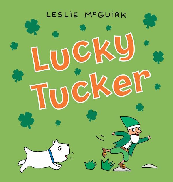 Lucky Tucker!