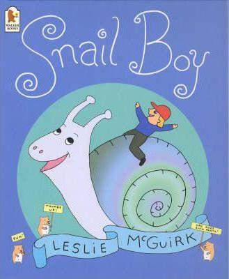 Snail Boy Book