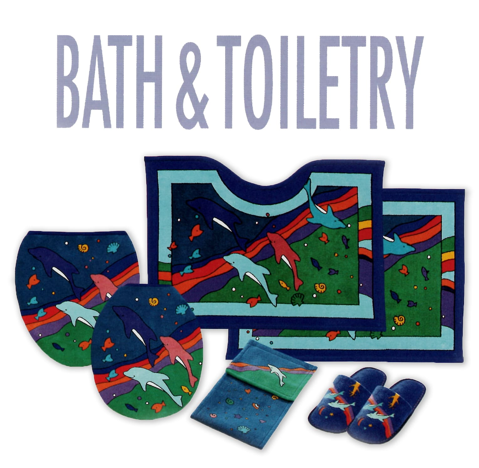 Bath and Toiletry for kids