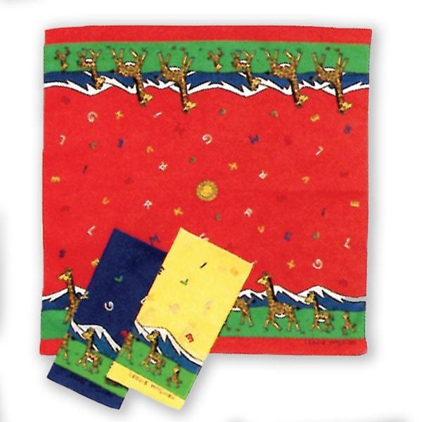 Takashimaya for kids - red